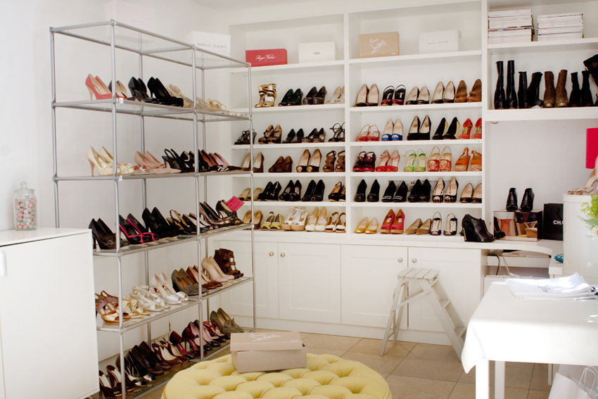 Chic and Seek shoes