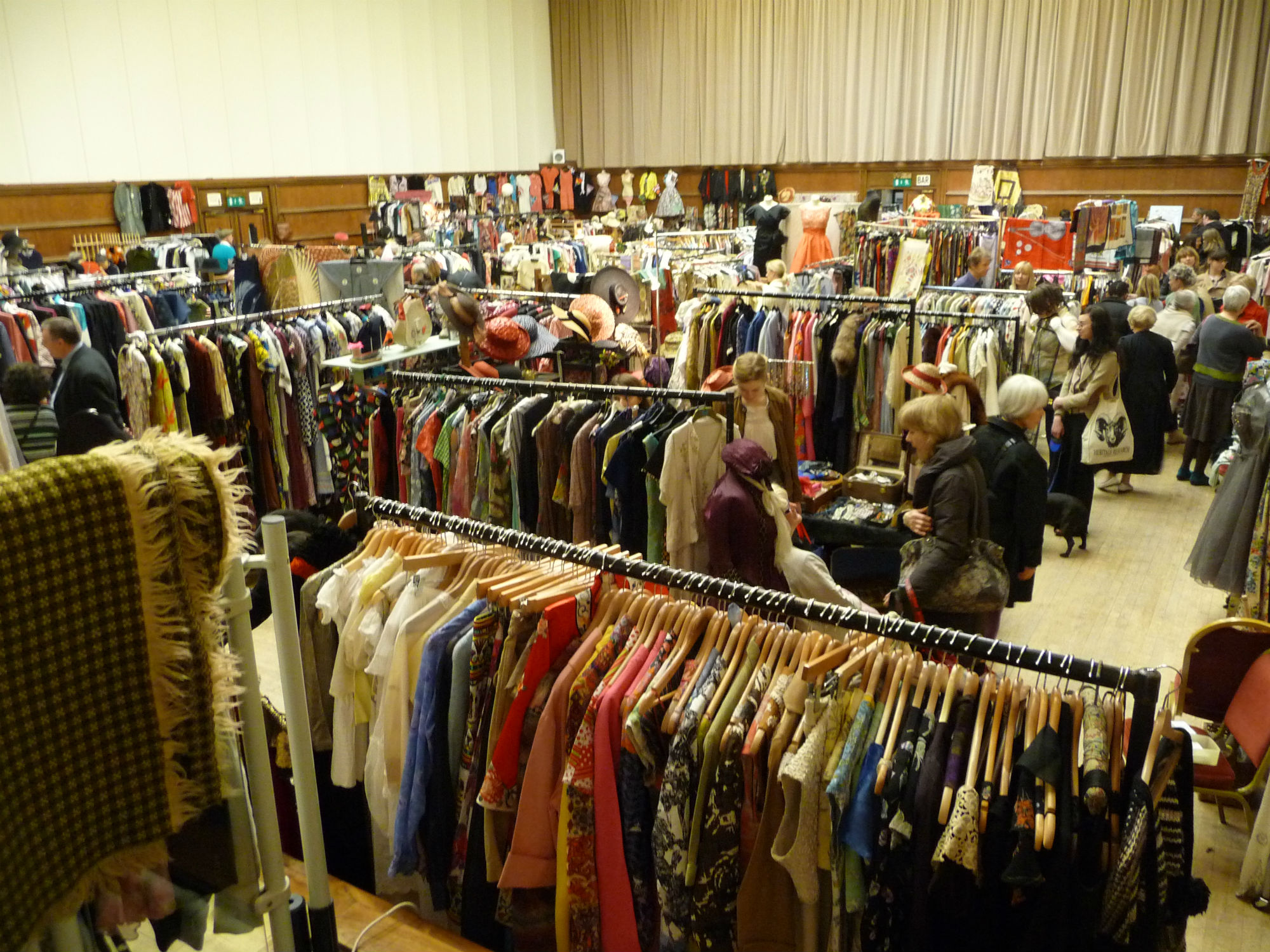 Vintage Clothing Fairs